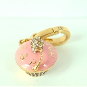 Juicy Couture Cupcake Charm Love G&P